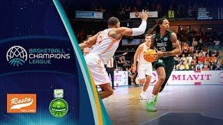 Rasta Vechta v Teksüt Bandirma - Full Game - Basketball Champions League 2019-20
