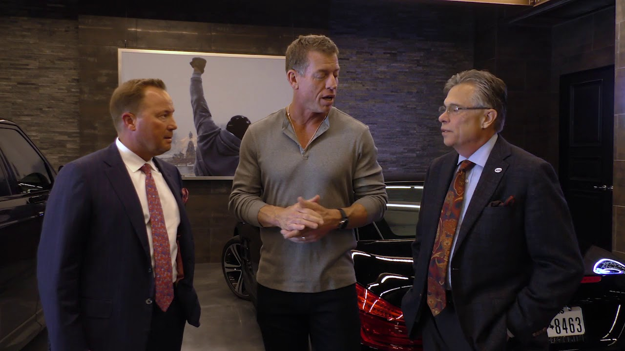 Reagor Dykes Lubbock >> Troy Aikman Loves The Reagor Dykes Auto Group