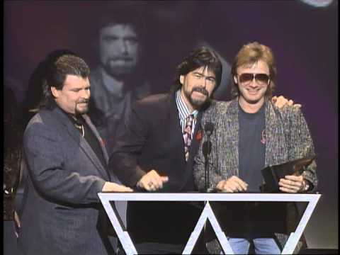 Alabama Wins Country Band Duo or Group -- AMA 1993