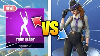 "*NEW* ""True Heart"" Emote/Dance In Real Life - Fortnite SAVAGE & FUNNY Moments"