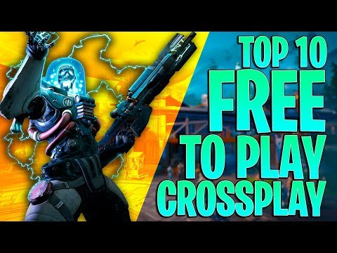 🎮 TOP 10 FREE TO PLAY CON CROSSPLAY ✅ ByLion Tops