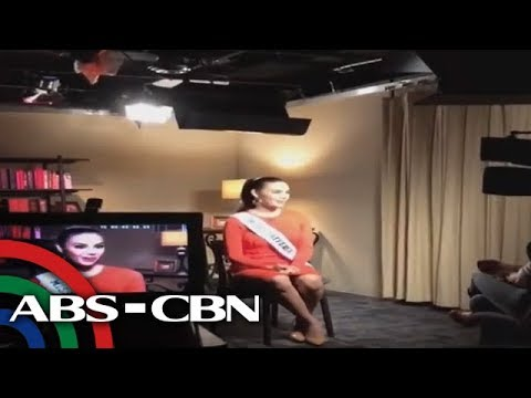 UKG: Catriona Gray, enjoy sa kanyang Miss Universe duties