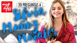 20 preguntas a Silvia Muñoz de Morales   ¿Cuánto la conoces?