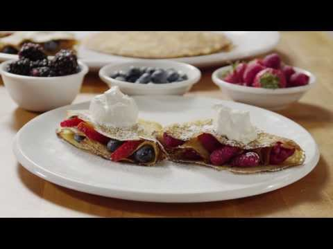 How to Make Crepes | Brunch Recipes | Allrecipes.com