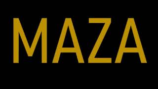 M Justin - Maza Freestyle (Official Audio)