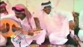 جلسة عبد الله الودعاني وفهد بن سعيد