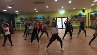 Lalo Ebratt, Sebastián Yatra, Yera - Déjate Querer Ft. Trapical Minds, Zumba Fitness Choreo