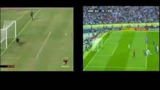 Zidane Vs Eman Mobali