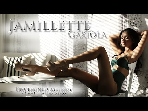 Jamillette Gaxiola in Unchained Melody (Photo Shoot)