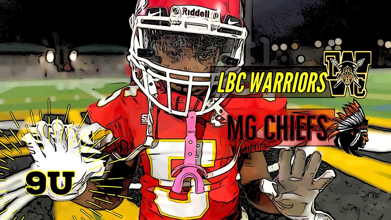 Download Warriors of Liberty City vs Miami Gardens Chiefs 9u - Footballville Highlights