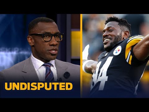 """Shannon Sharpe: """"AB is frustrated"""" 
