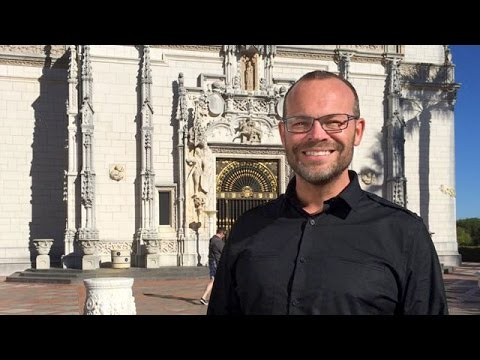 Rob on the Road: Hearst Castle and Ranch - KVIE
