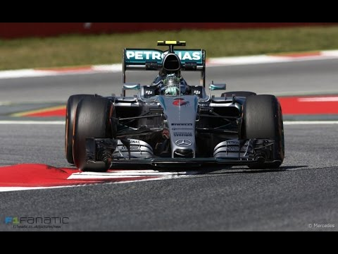 F1 2016 Spanish GP - Will Nico Rosberg Make It 8 Wins In a Row?