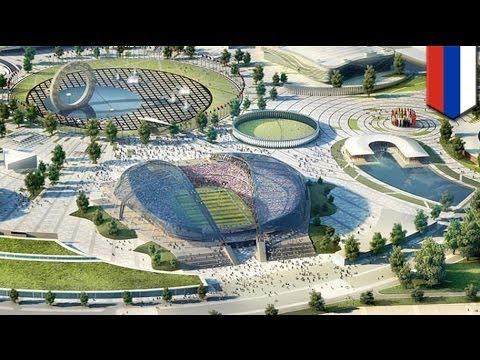 Sochi 2014 Olympic Games venues