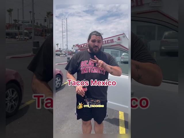 Taco Review- Las Vegas