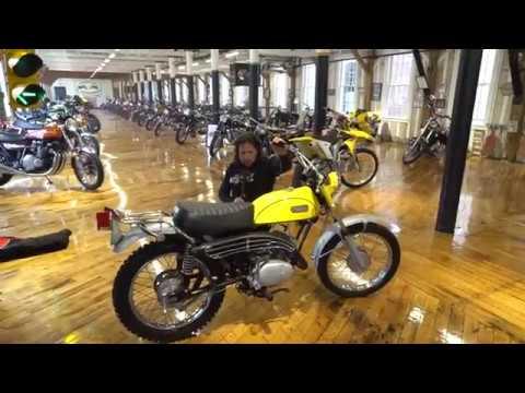 1970 Yamaha AT1 125cc