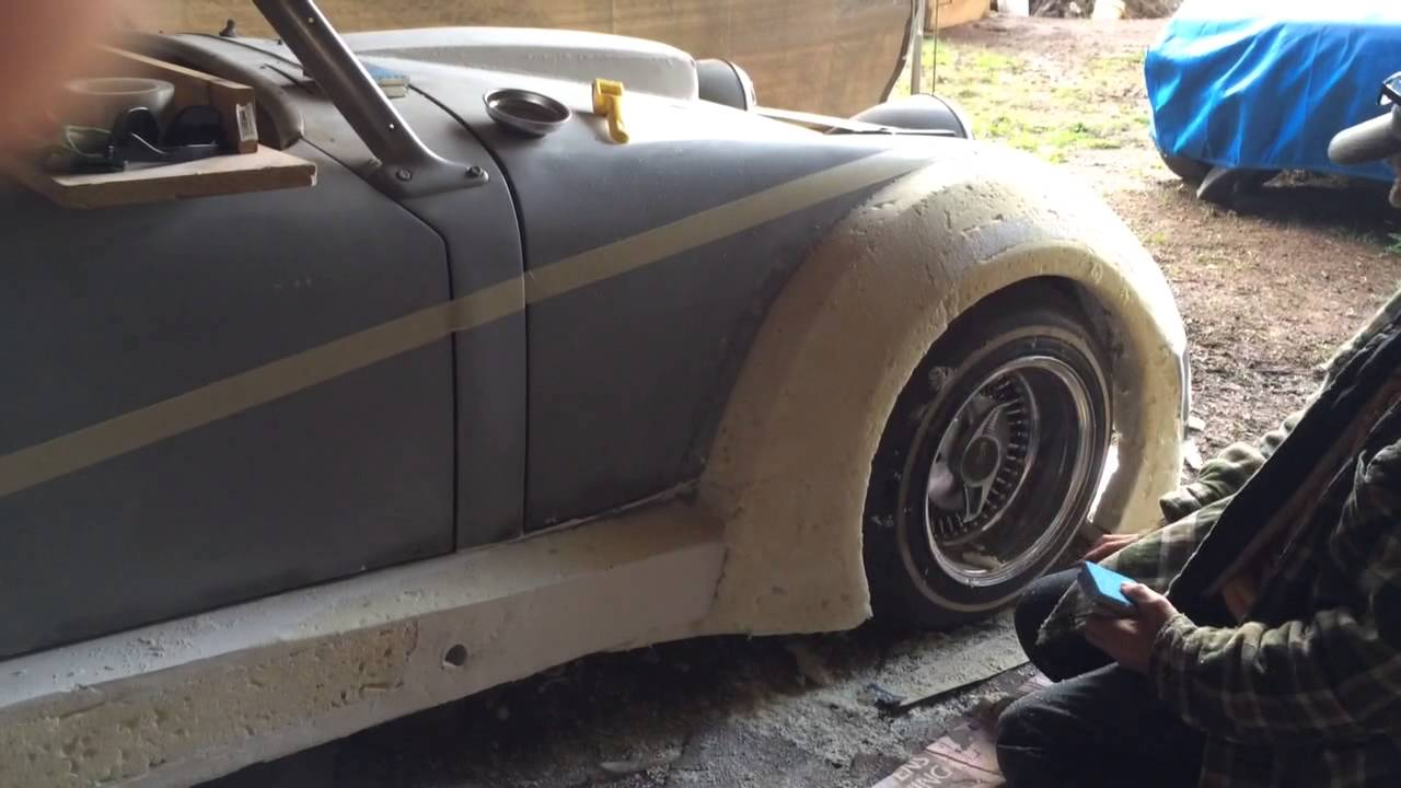 Austin Healy Wide Body Youtube