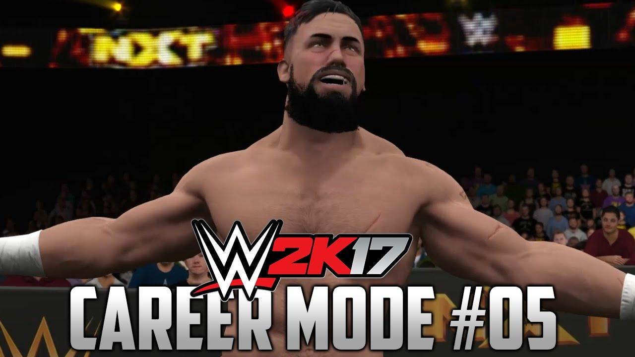 """Download WWE 2K17 MYCAREER: """"NXT TAKEOVER DEBUT"""" (WWE 2K17 MYCAREER MODE EPISODE 5)"""