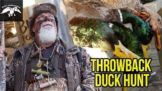 Arkansas and Louisiana TIMBER Duck Hunting with Martin and Godwin - FULL EPISODE