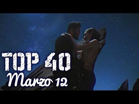 TOP 40 Canciones - Marzo 12, 2017