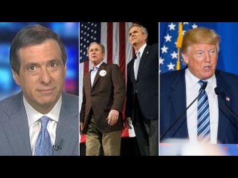 Kurtz: Donald Trump Unloads On George W. Bush