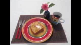 Easy Coconut French Toast Recipe