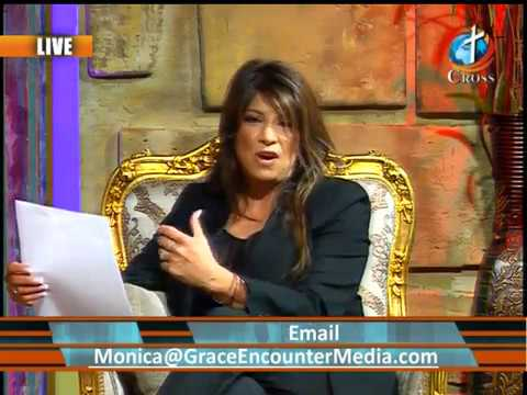 Grace Encounter with Monica Garcia  07-18-2018
