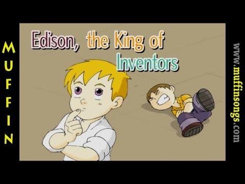 Muffin Stories - Thomas Alva Edison