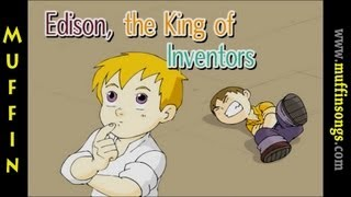 Muffin Stories - Thomas Alva Edison | Children