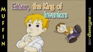 Muffin Stories - Thomas Alva Edison | Children