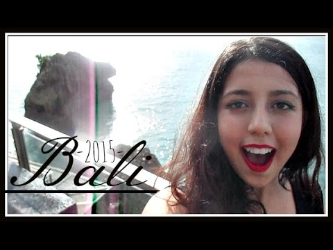 COOL PLACES IN BALI, INDONESIA! | VLOG