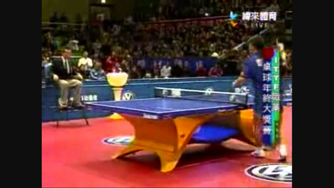 INCROYABLE: Partie de Ping Pong !!! - YouTube