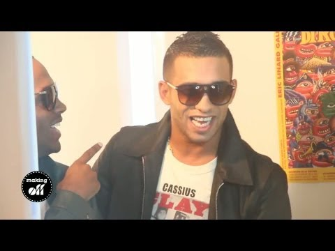 MAKING OFF - Mister You/Colonel Reyel: