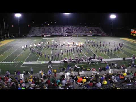 Piqua High School Halftime Show 9-29-2016