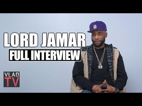 Lord Jamar on Eminem, Nelly, Boonk, OJ, Kaepernick, Hugh Hefner (Full Interview)
