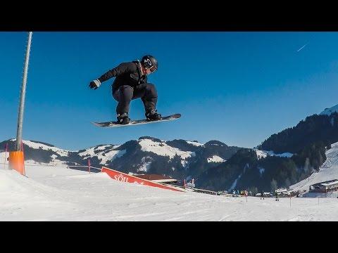 Get FIRST SNOWBOARDING JUMPS! Screenshots