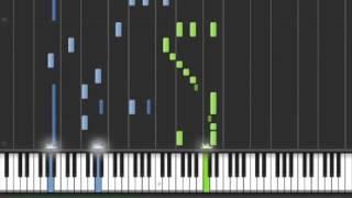 Alexander Rybak - Fairytale - Piano Tutorial - Notomania.ru