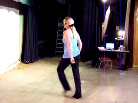 Tennessee Waltz Surprise  - Linedance Walk Thru  Instruction Video