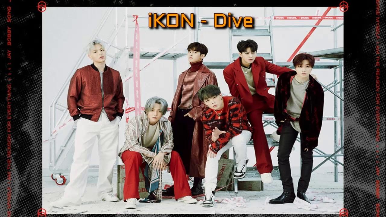 iKON - DIVE (Audio) - YouTube