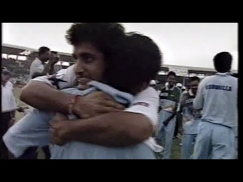 #RARE GOLD# India Vs Pakistan 1st ODI Hyderabad(Sind)| 1997
