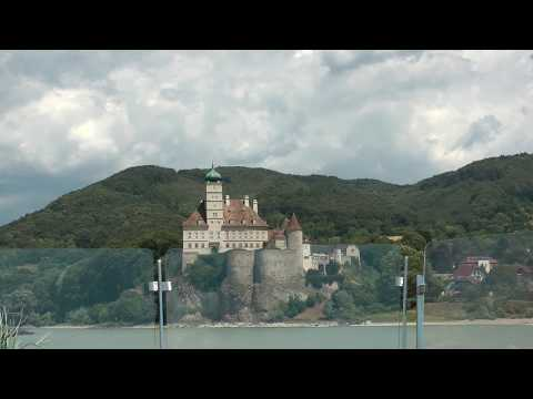 cruising the Wachau Valley in Austria along the Danube River on Viking Ingvi (1 of 3)