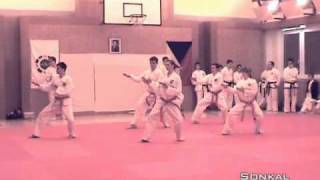 Taekwon-do.demonstration