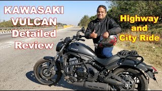 Don't Buy Kawasaki Vulcan without watching this detailed Review in India
