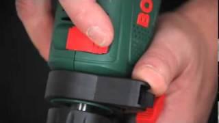 Bosch PSB Compact Hammer Drill Range