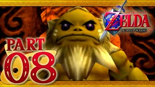 The Legend of Zelda: Ocarina of Time 3D - Part 8 - Death Mountain