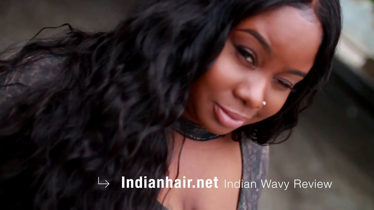 Summertime Styles Natural Wavy Hair Weaves Review Youtube