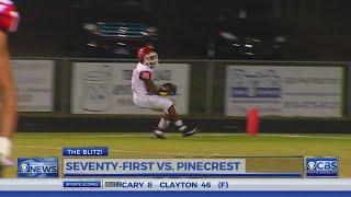 Seventy-First tops Pinecrest, 28-14