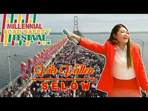 Via Vallen - Selow Live Suramadu (Millennial Road Safety Festival)