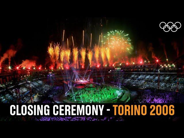 Torino 2006 - Full Closing Ceremony | Torino 2006 Replays