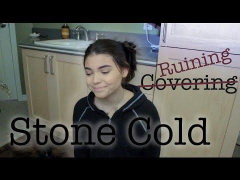 watch me ruin Stone Cold by Demi Lovato